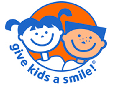 Give Kids a Smile Day (GKAS) logo