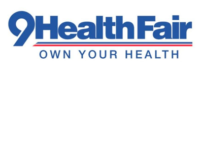 9 Health Fairs logo