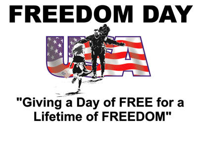 Freedom Day USA logo