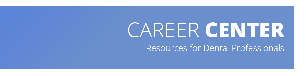 MDDS Career Center Resources for Dental Professionals