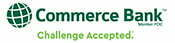 Logo for Commerce Bank