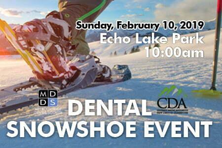 MDDS/CDA 2019 Snowshoe Event