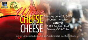 Wine Cheese and Cheese event