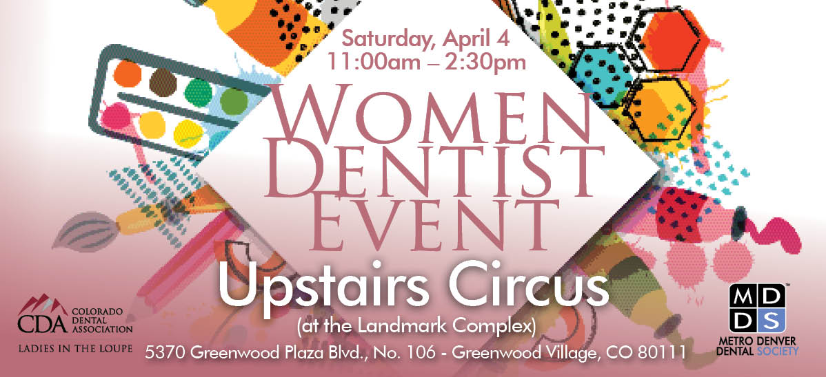 Women dentist event