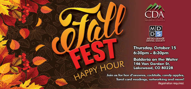 Fall fest happy hour