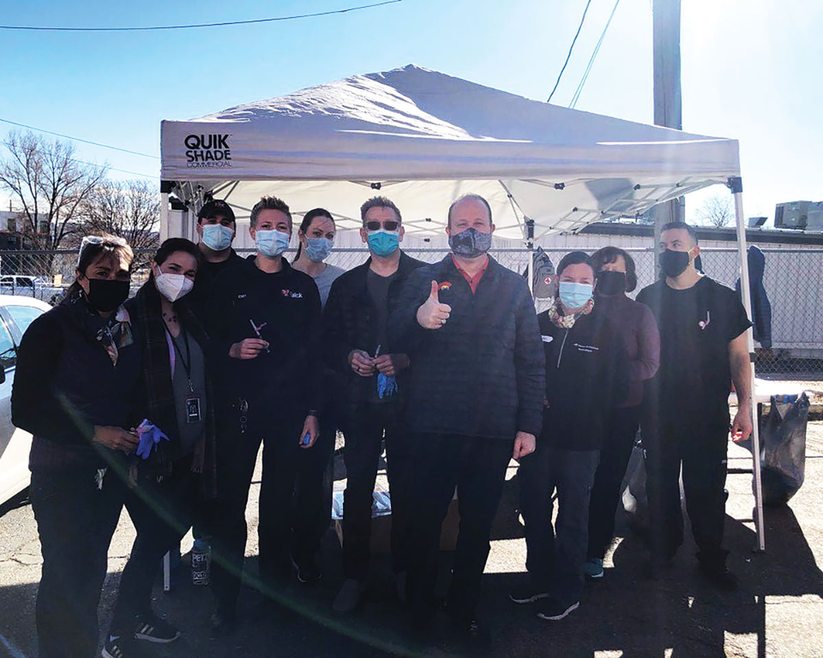 covid19 vaccination volunteers