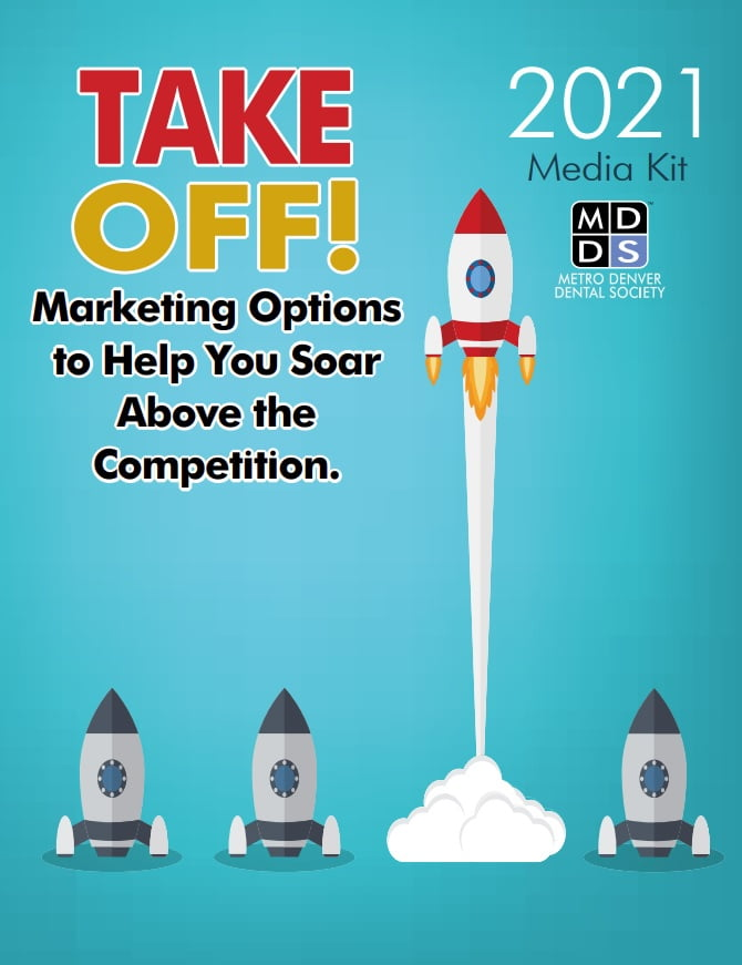 Take Off! Marketing Options to Help You Soar Above the Competition - 2021 MDDS Media Kit